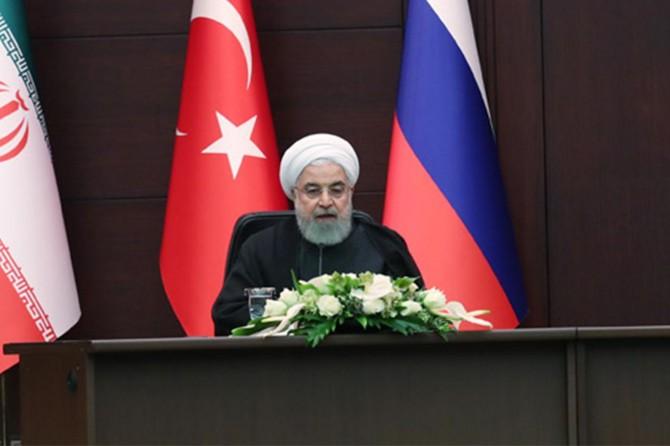 Ruhani: Yemen meşru savunma hakkını kullanmıştır