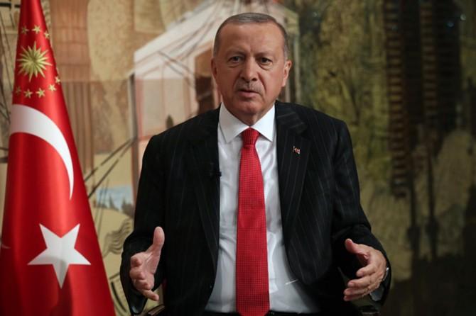 Cumhurbaşkanı Erdoğan'dan Menderes, Zorlu ve Polatkan mesajı