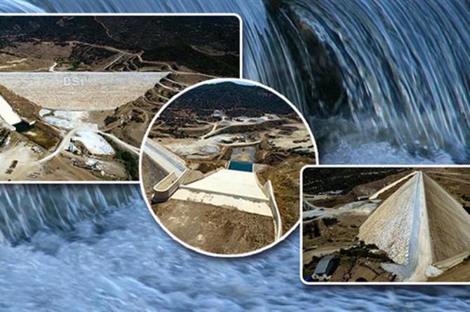 Tarım arazileri modern sulama sistemleri ile suyla buluşacak