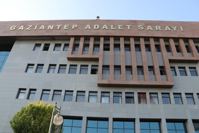 Gaziantep'te cezaevinden izinli çıkan şahıs hırsızlık yaparken yakalandı