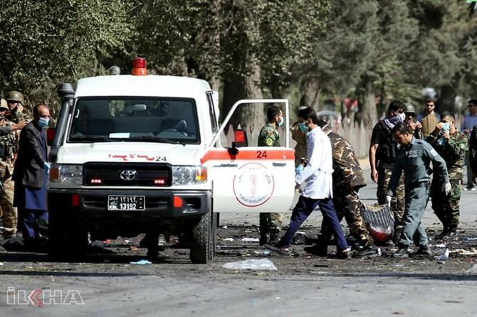 Blast kills 22 near Kabul's Green Zone
