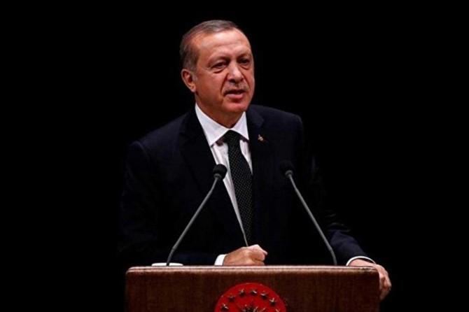 Cumhurbaşkanı Erdoğan'dan ABD ile Güvenli Bölge için 2 hafta hatırlatması