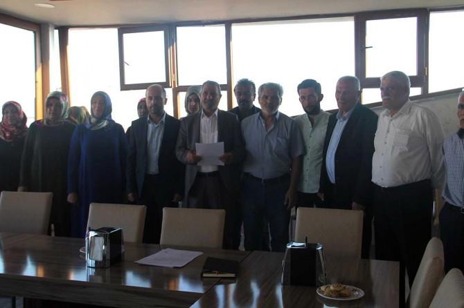 Yeniden Refah Partisi Van İl Teşkilatı görevlerinden istifa etti