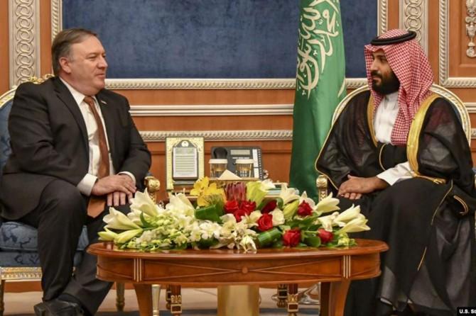 ABD Dışişleri Bakanı Pompeo: Suudi Arabistan'ın yanında duruyoruz