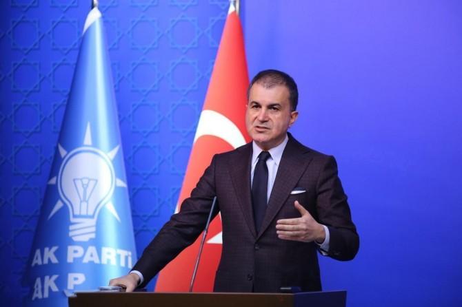 AK Parti Sözcüsü Çelik: Erken seçim yok