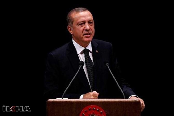 President Erdoğan reminds U.S. 2 weeks for Safe Zone