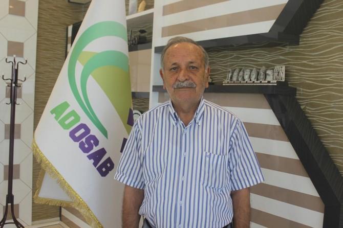 ADOSAB Başkanı: Adıyaman'daki barajların tamamlanması gerekir