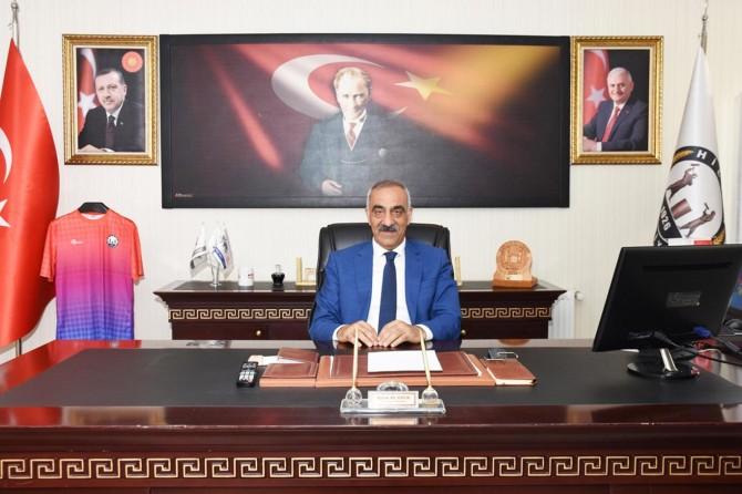 Başkan Bayık 19 Eylül Gaziler Günü'nü kutladı