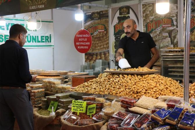 Yöresel lezzetler Şanlıurfa'da görücüye çıktı