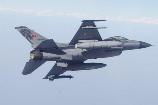 Hava harekatında 2 PKK'li öldürüldü