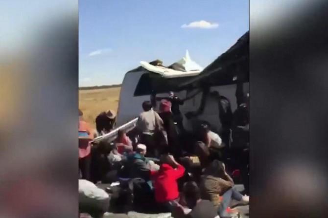 ABD'de turist otobüsü kazası: 4 ölü