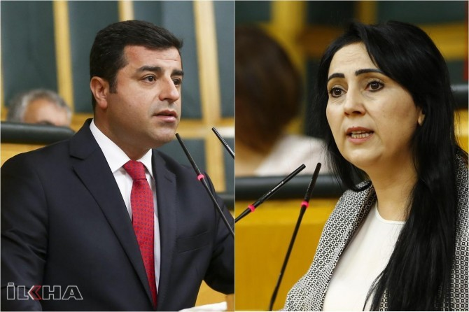 Court orders decision about Demirtaş and Yüksekdağ