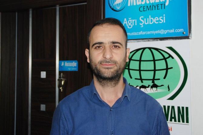 Ağrı'daki STK'lardan siyonist rejime tepki