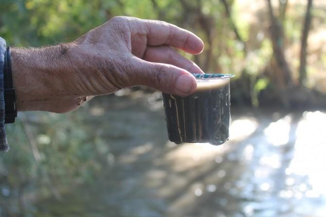 Şırnak'ta kömür ocakları kaynak suyu kirletiyor