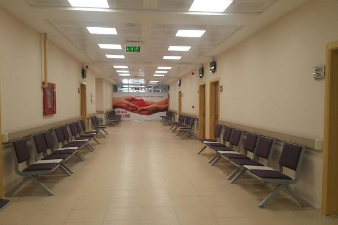 Gercüş Devlet Hastanesi hasta kabulüne hazır
