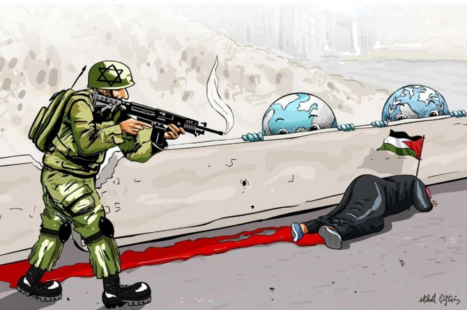 Occupation regime cannot dare to commit these atrocities if Muslims unite
