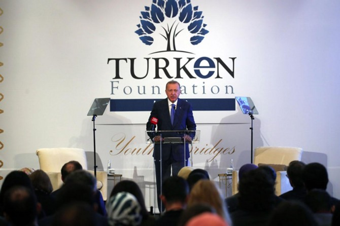 President Erdoğan: We're determined to unveil the true face of FETO