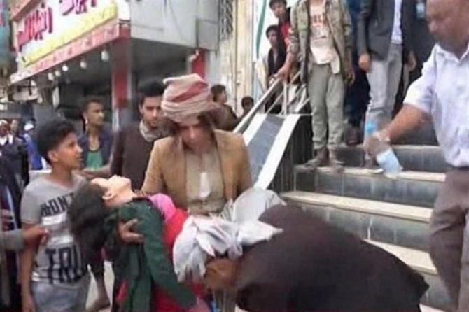 Suudi rejimi kadın ve çocukları vurdu: 16 ölü