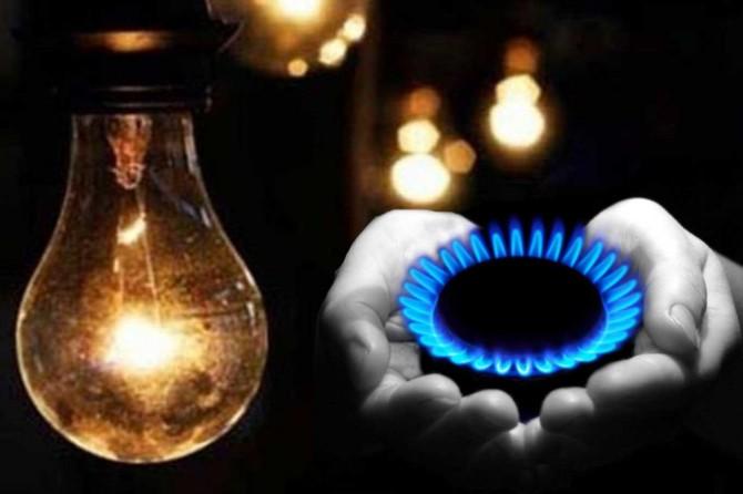 Elektrik ve doğal gaz fiyatları önceki döneme göre yüzde 20 arttı