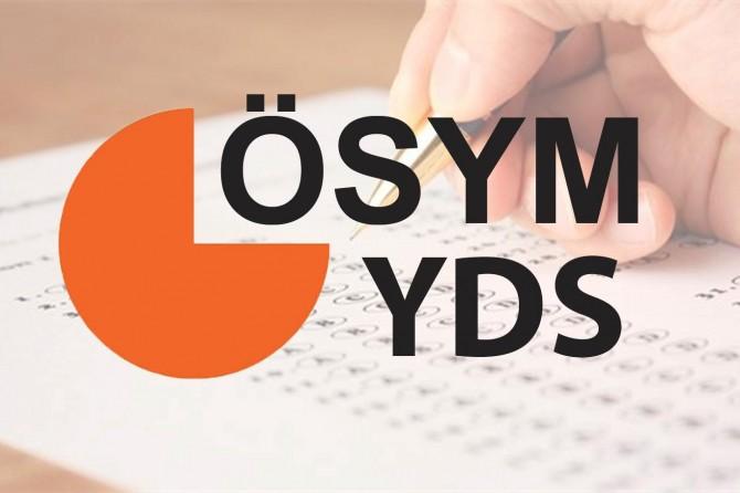 YDS cevap kâğıtları ve aday cevapları erişime açıldı