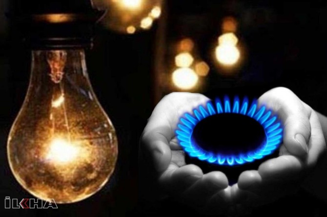 Electricity and natural gas prices up 20 percent compared to previous period