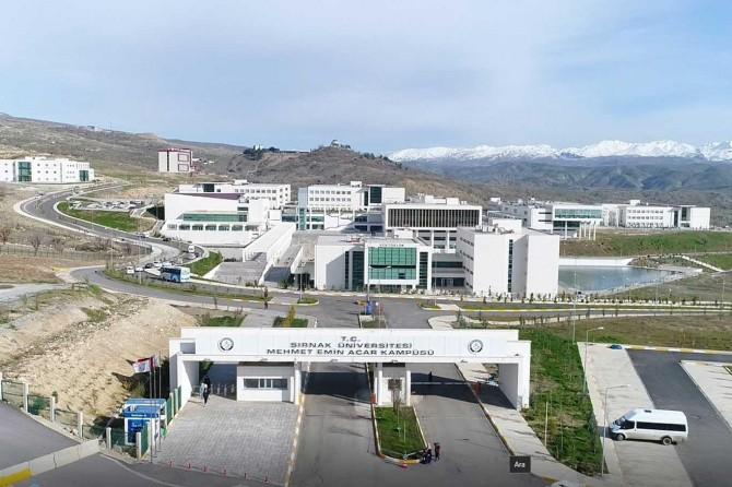 Şırnak Üniversitesinde öğrenci artışı