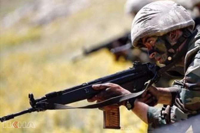 Derik'te 2 PKK'li öldürüldü