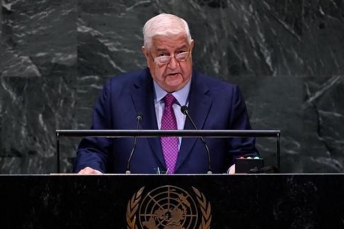 Suriye rejiminden ABD ve Türkiye'ye: Suriye'den Çıkın