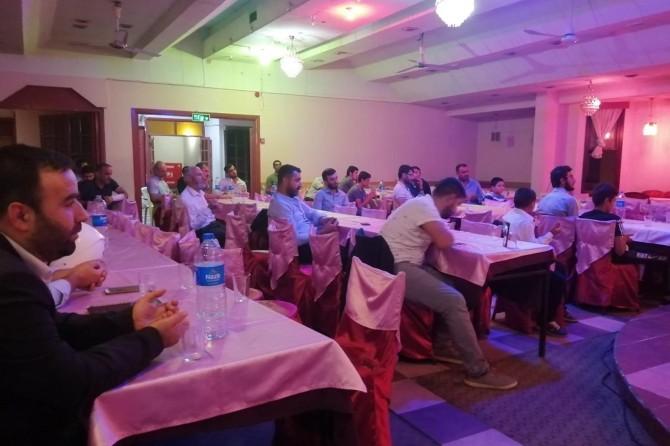 """İDEV'den """"Bilinçli Toplumun İnşası"""" konulu seminer"""