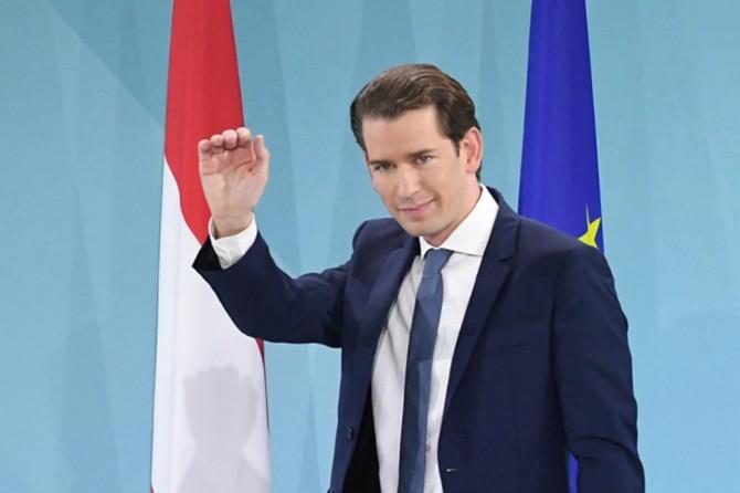 Avusturya'da seçimleri Sebastian Kurz kazandı
