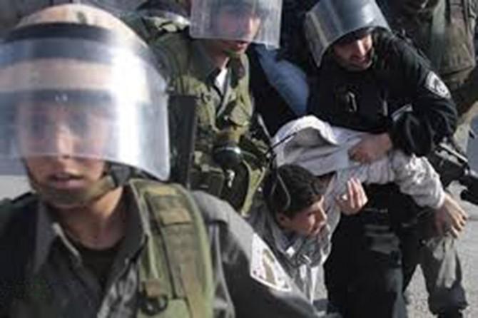 Siyonistlerin işkence yaptığı Filistinli hastaneye kaldırıldı