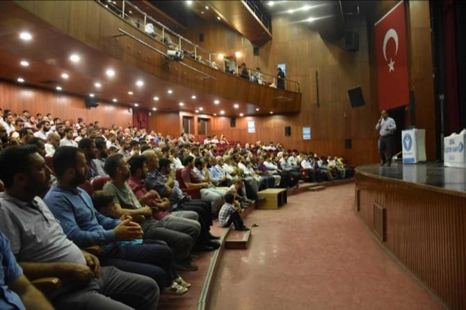 """İDEV'den Adana'da """"Evlilik"""" konulu seminer"""