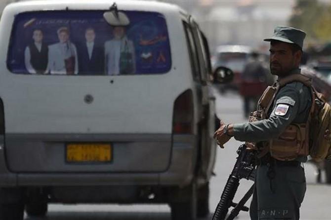 Afganistan'da polise saldırı: 11 ölü