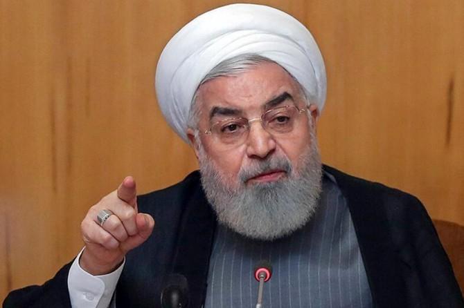 Ruhani, Trump ile telefon görüşmesini reddetti