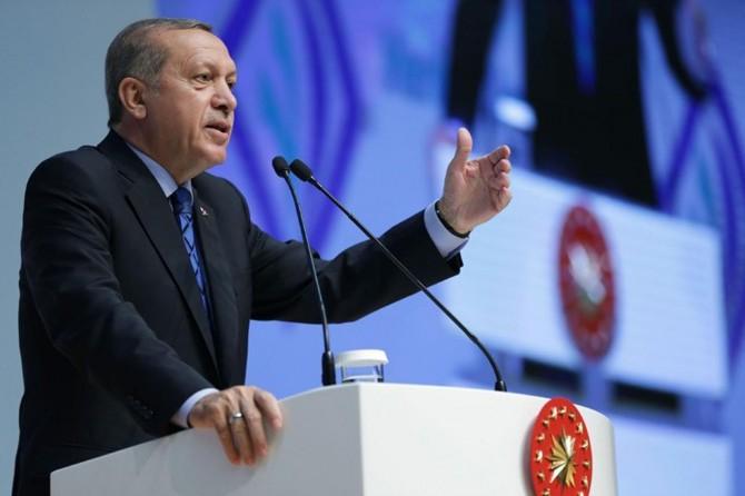 Cumhurbaşkanı Erdoğan'dan yüzde 40+1 açıklaması