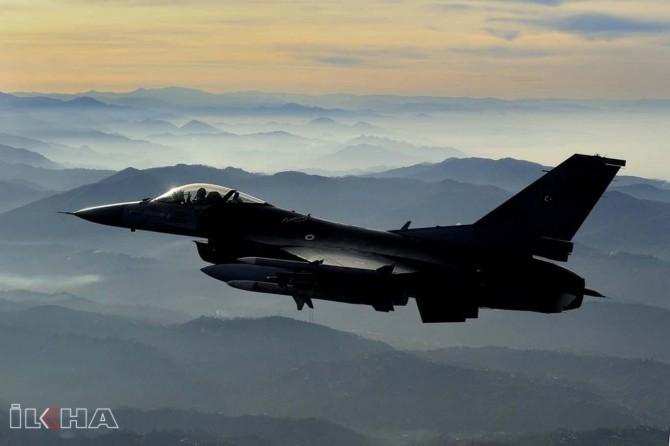 17 PKK members killed in Turkey's air campaign