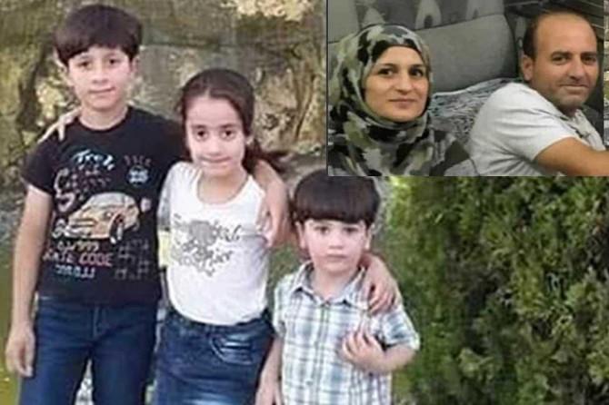 Yalçın'dan Erbil'deki aile katliamına ilişkin taziye mesajı