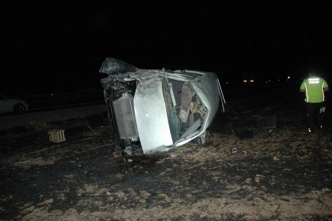 Çınar'da zincirleme kaza: 2 ölü biri ağır 4 yaralı