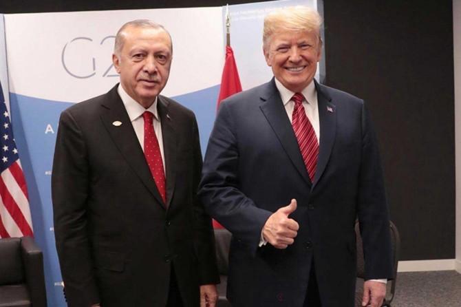 Trump: Ez ê di 13ê Mijdarê de bi Erdogan re hevdîtinê bikim