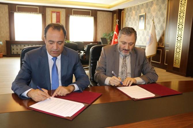 Kur'an eğitiminde Bingöl Üniversitesi ile Müftülük arasında işbirliği