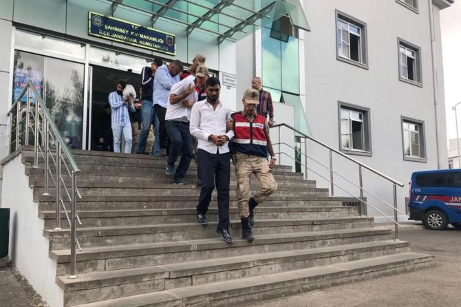 Hırsızlık operasyonunda 7 tutuklama
