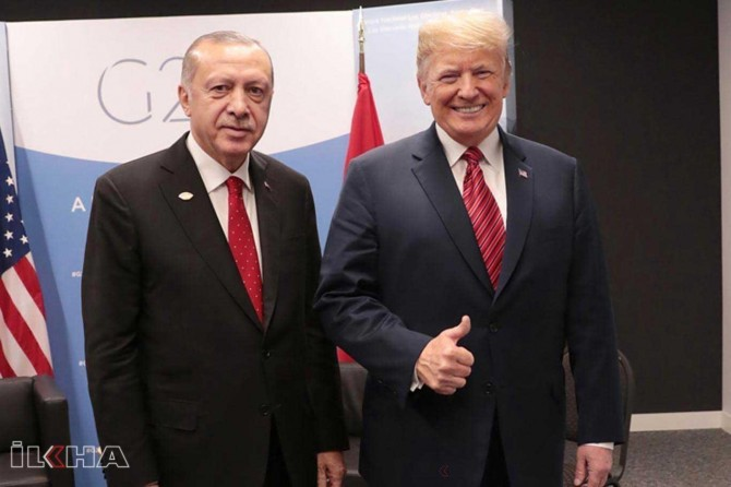 Trump confirms to meet Erdoğan on November 13