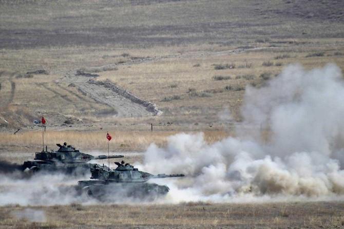 MSB'den Suriye'ye yönelik harekata ilişkin açıklama