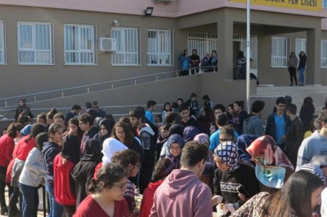Harekat kapsamında sınırdaki 4 ilçede okullar tatil edildi