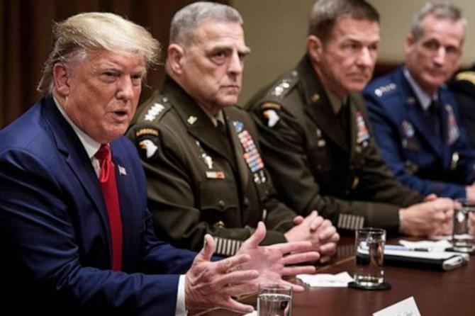 Trump: Obama'nın PKK ile anlaşma yapması büyük hataydı