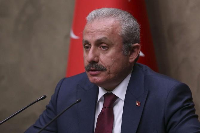 Meclis Başkanı: Türkiye'nin güvenliği NATO'nun güvenliğidir