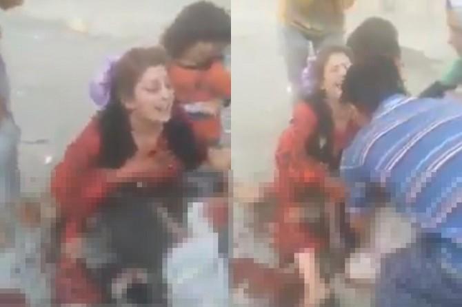 PYD/YPG sivilleri hedef aldı: 2 çocuk ağır yaralı