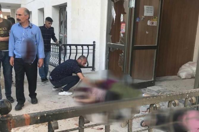 Nusaybin'e peş peşe havan topları düşüyor: Ölü ve yaralıları var