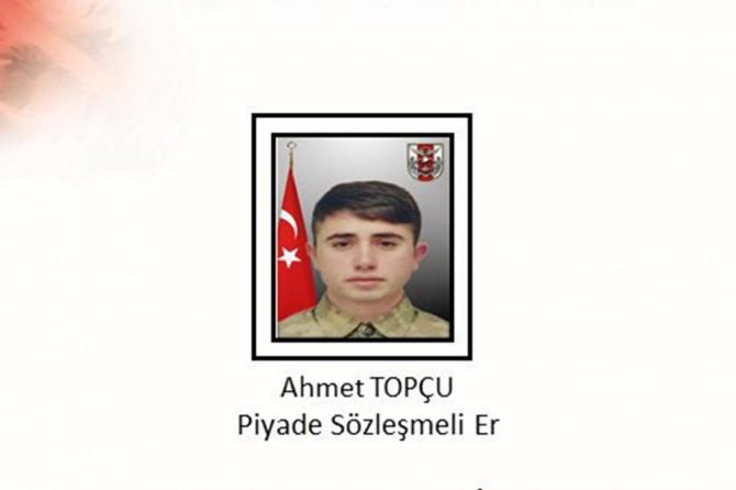 Bir asker hayatını kaybetti 3 asker yaralandı