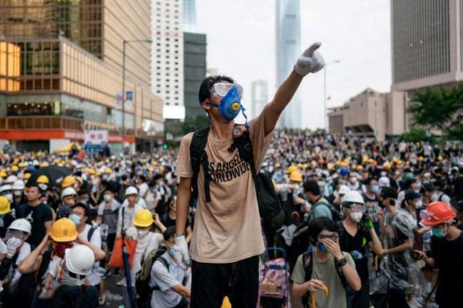 Hong Kong' da gösteriler devam ediyor